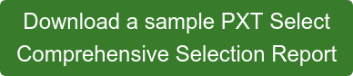 Download a sample PXT Select  Comprehensive Selection Report