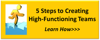 5 steps to high-functioning teams