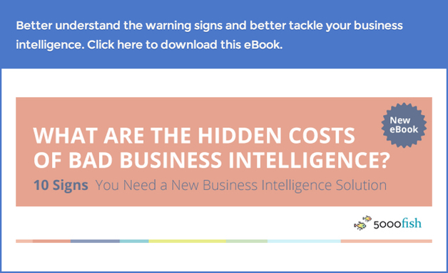10 Signs You Need a New Business Intelligence Solution