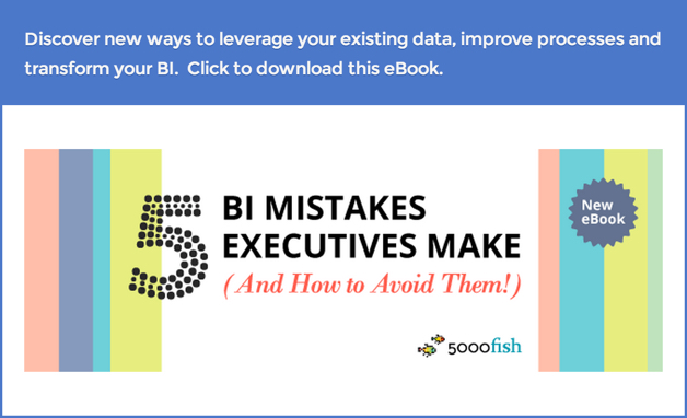 5 BI Mistakes Executives Make and How to Avoid Them