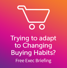 Trying to adapt to Changing Buying Habits?