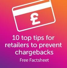 Chargeback factsheet retail