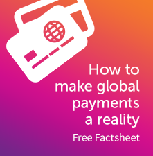 How to make global payments a reality
