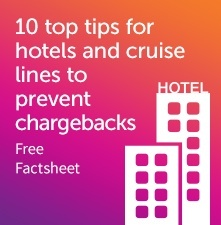 Chargeback factsheet hotels and cruise