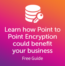 What is point to point encryption?
