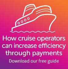 How cruise operators can increase efficiency through payments