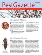 free winter pest control tips 2016