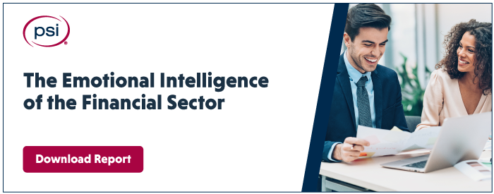 report - the emotional intelligence of the financial sector
