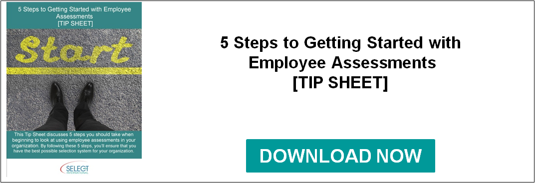5 Steps to Getting Started with Employee Assessments for Call Centers