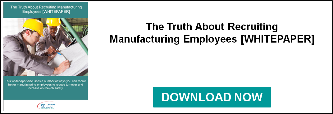 The Truth About Recruiting Manufacturing Employees