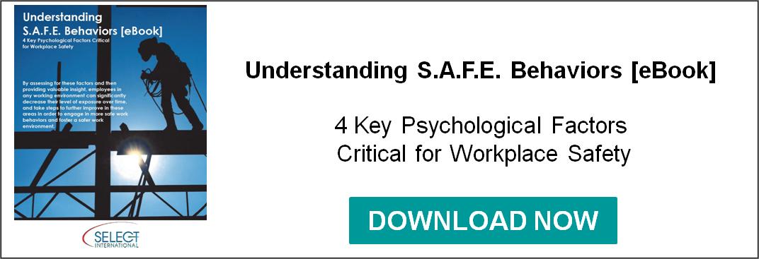 Understanding SAFE Behaviors