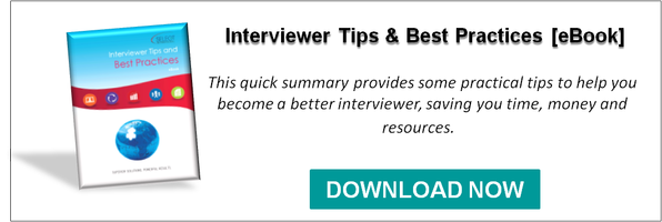 Interviewer Tips