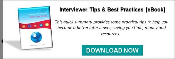 Interviewer Tips