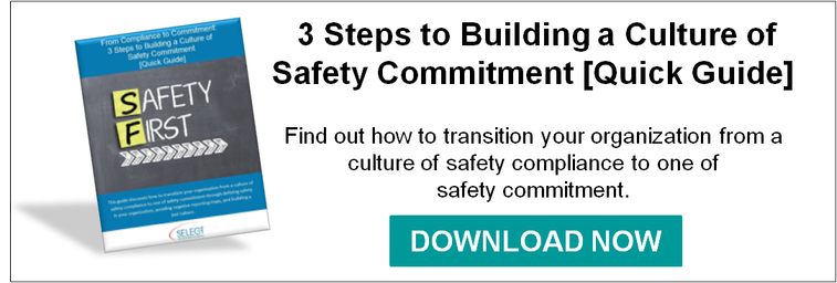 safety commitment