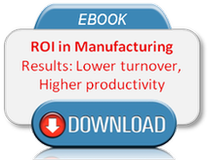 reduce turnover in manufacturing