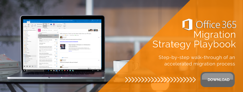 Office 365 Migration Strategy Playbook