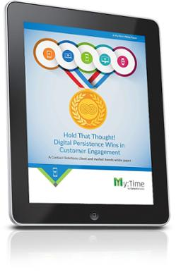 Whitepaper: Hold That Thought! Digital Persistence Wins in Customer Engagement