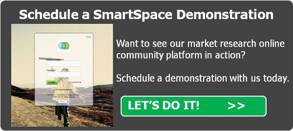 Sign up to view SmartSpace, an insight community platform