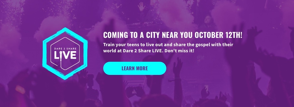 Learn more about Dare 2 Share LIVE