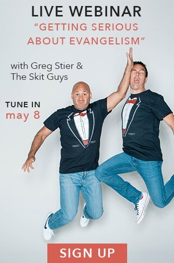Sign up for the Skit Guys Webinar coming May 8