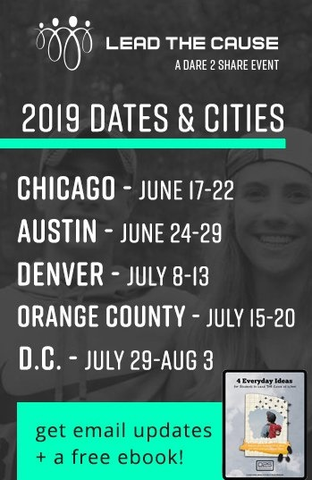 Announcing the 2019 dates and locations!