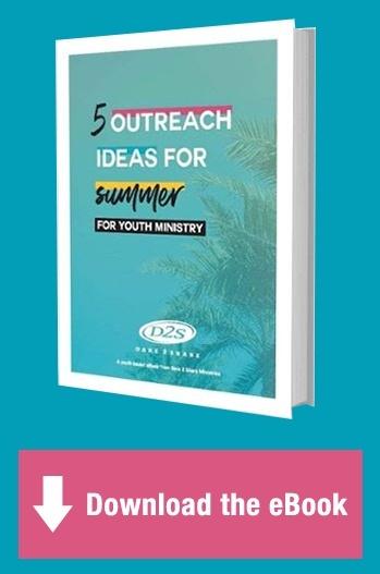 Get the eBook - 5 Outreach Ideas for Summer