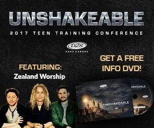 2017 Unshakeable Tour from Dare 2 Share