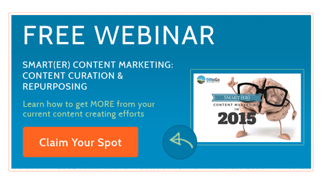 Free Webinar Smarter Content Marketing