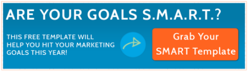 SMART Marketing Goals Tool From HubSpot and 98toGo
