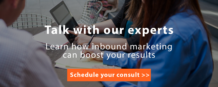 Learn how inbound marketing can boost your results consult