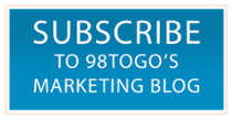 Subscribe to 98toGo's inbound marketing blog
