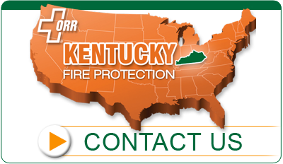 Fire protection louisville kentucky contact ORR Protection Systems