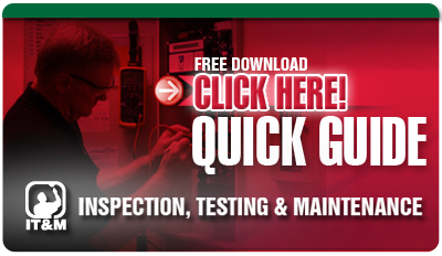 IT&M Quick Guide Free Content Fire Inspection Testing Maintenance
