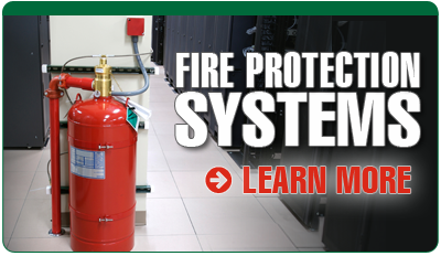 Fire protection systems ORR protection