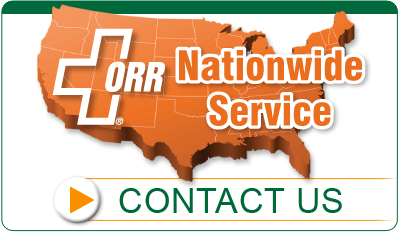 ORR Protection Nationwide Service