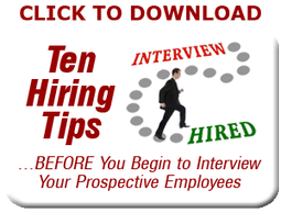 free download - ten hiring tips before you begin to interview