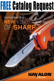 request your havalon knives catalog
