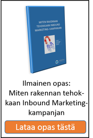 Inbound Marketing kampanja