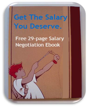 Get the Salary You Deserve Ebook