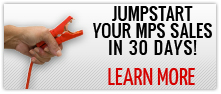 Jumpstart MPS sales