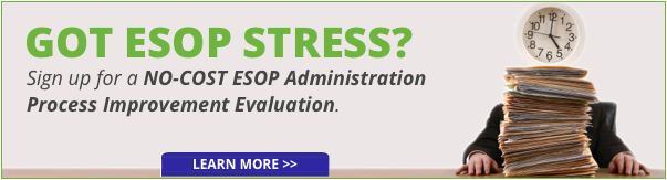 No Cost ESOP Admin Process Improvement Evaluation