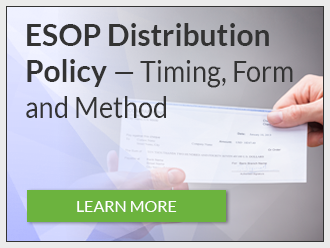 ESOP Distribution Policy eBOOK
