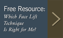 Which Face Lift Technique Is Right for Me?
