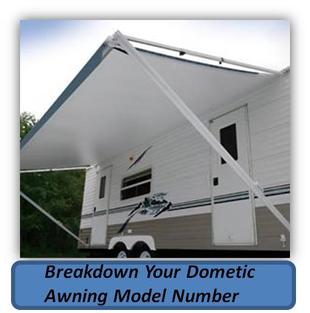Dometic RV Awnings | Sunchaser RV Awnings | 8500 RV Awnings