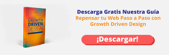 Descargar Gratis Guía Growth Driven Desing