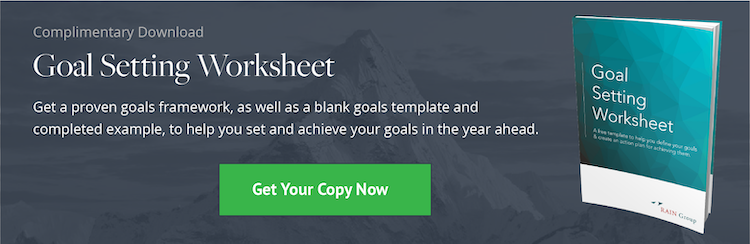 Download: Goal Setting Worksheet