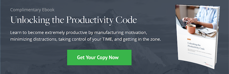 The 9 Habits of Extreme Productivity Ebook