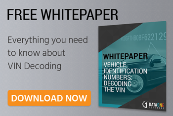 dataone software vin decoding white paper