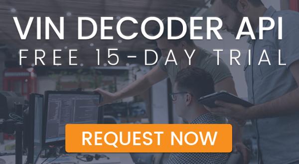 VIN-Decoder-API-Free-Trial