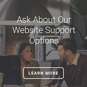 website maintenance retainer options